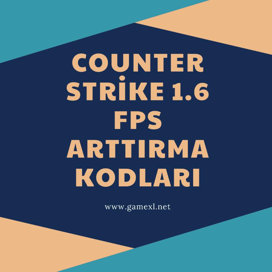 Counter Strike 1.6 Fps Arttirma Kodlari