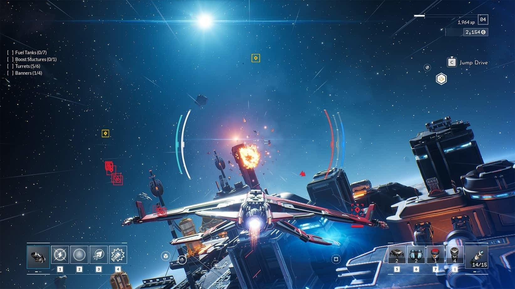 Everspace 2 Sistem Gereksinimleri - Bu Bir Oyun