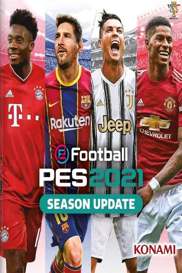 pes 2021 cover stars
