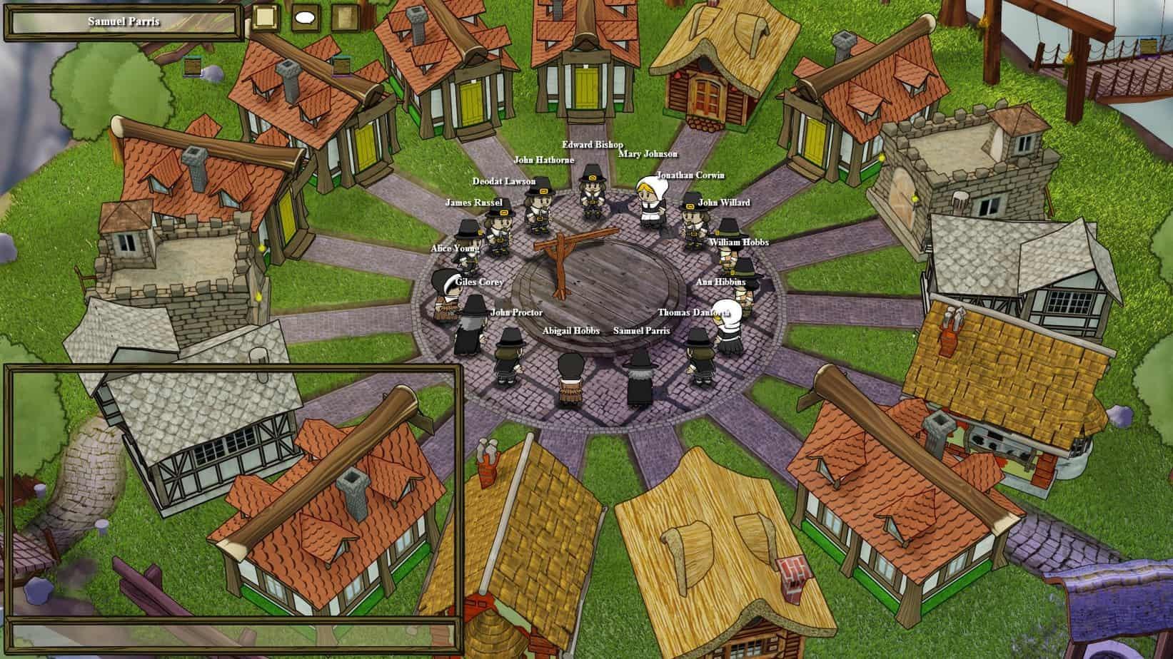 Town of Salem Nasıl Oynanır? (2021) - Bu Bir Oyun